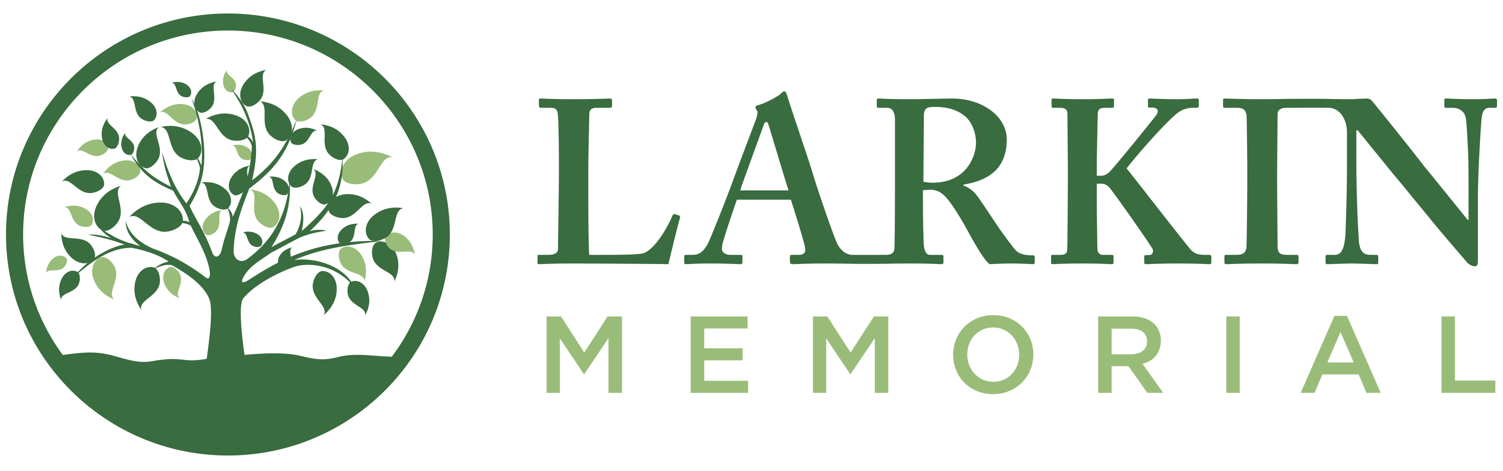 Larkin Memorial Logo